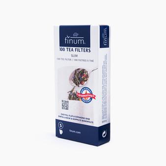 Paper Tea Bags - 1 box