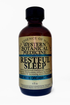 Restful Sleep Tincture - 2 oz