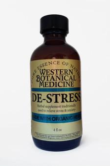 De-Stress Tincture - 2oz