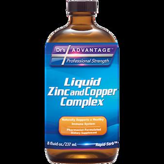Liquid Zinc & Copper