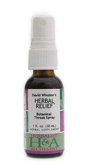 Herbal Relief Throat Spray