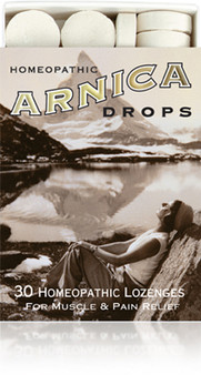 Homeopathic Arnica Drops
