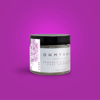 Lilac Deodorant