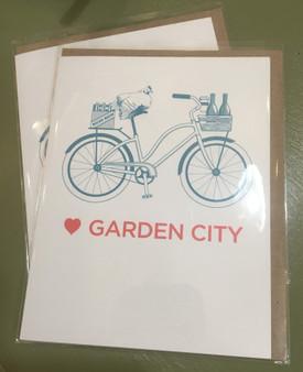 Card - Love Garden City