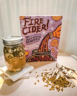 Fire Cider Book