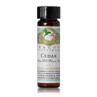 Cedar Essential Oil - 15 ml