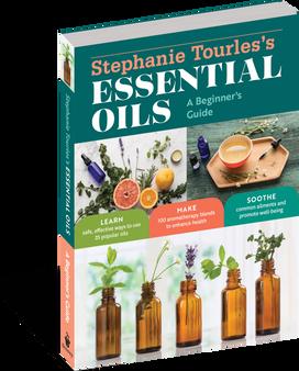 Essential Oils Guide - Book