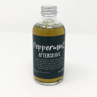 Peppermint Aftershave