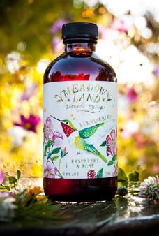Hummingbird Simple Syrup