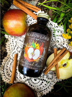 Woodfired Apple Simple Syrup