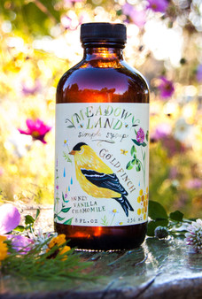 Goldfinch Simple Syrup