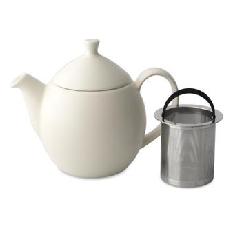 Dew Teapot with Basket Infuser 14 oz.