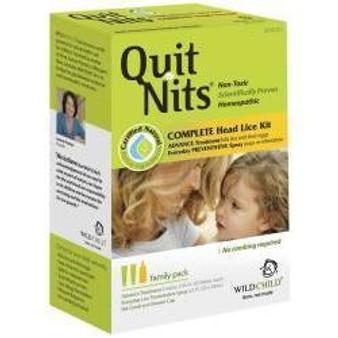 Quit Nits Lice Kit
