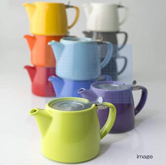 Stump Teapot w/Lid & Infuser 18 oz.