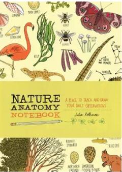 Nature Anatomy - Notebook
