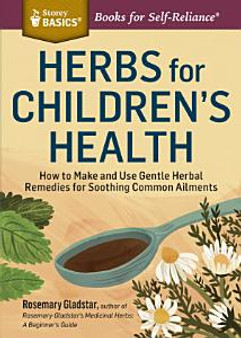 Herbs for Children's Health - Book