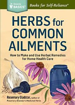 Herbs for Common Ailments - Book