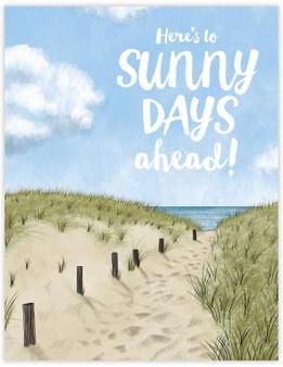 Card - Sunny Days