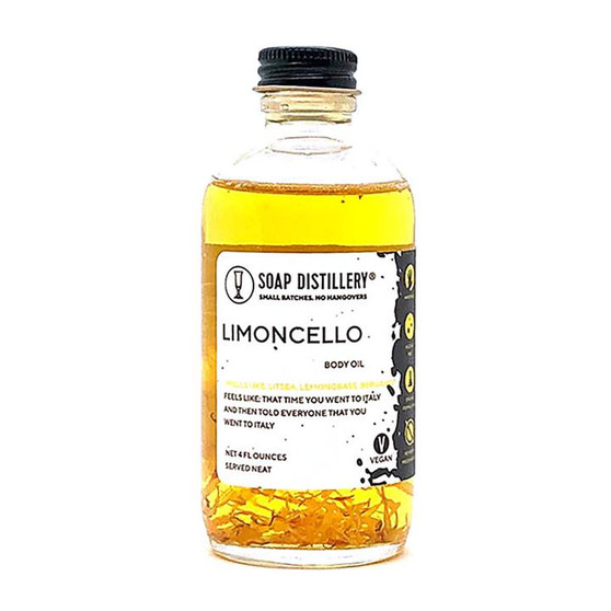 Limoncello Body Oil