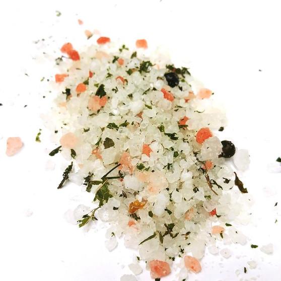 Cucumber Rose Mineral Salt Soak