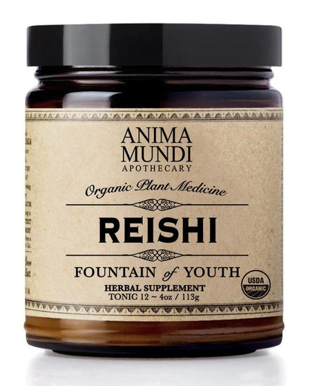 Reishi Powder-4 oz