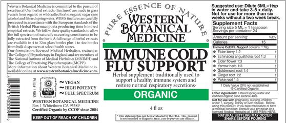 Immune Support Tincture - 2oz