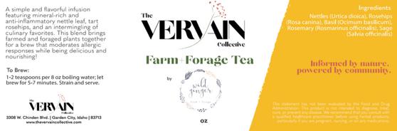 Farm + Forage- 3oz