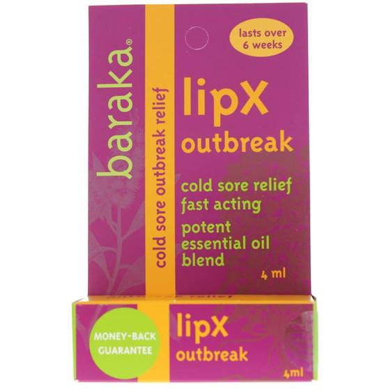 LipX Outbreak