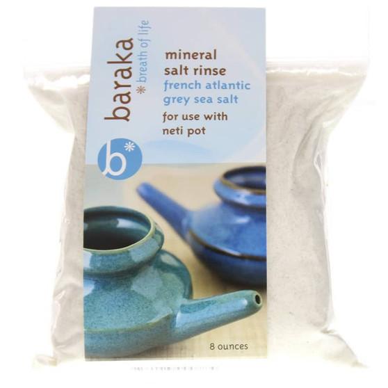 Infused Salt Rinse - 4 oz
