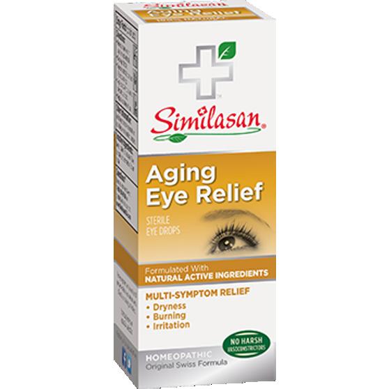 Aging Eye Relief