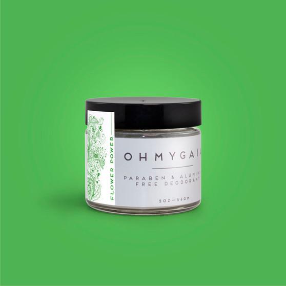 Flower Power Deodorant
