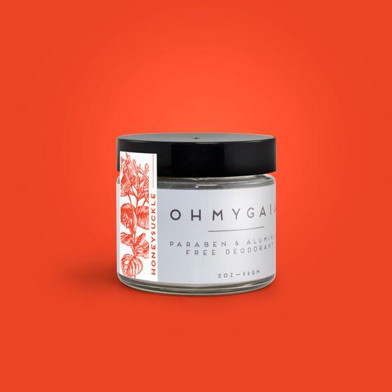 Honeysuckle Deodorant