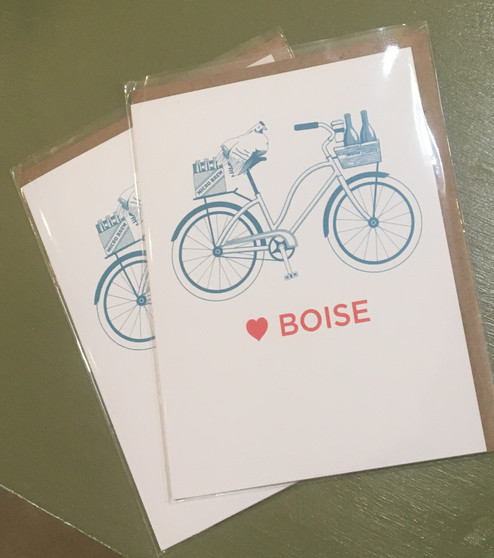 Card - Love Boise
