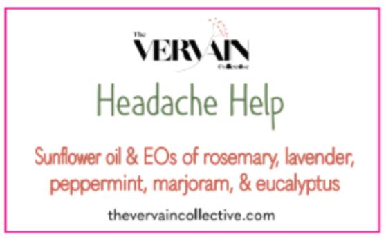 Headache Help Roller