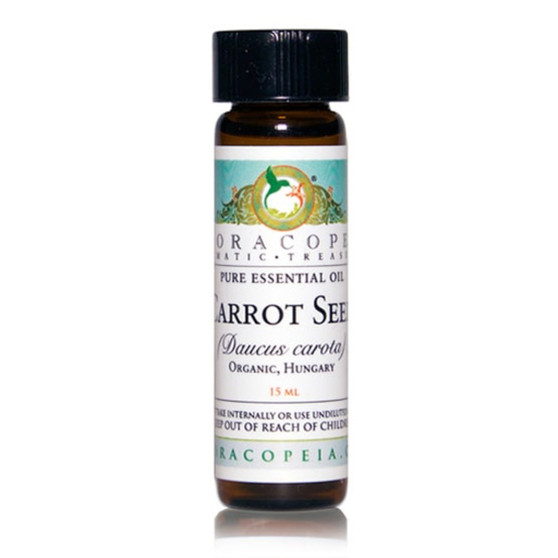 Carrot Seed Essential Oil - 15ml