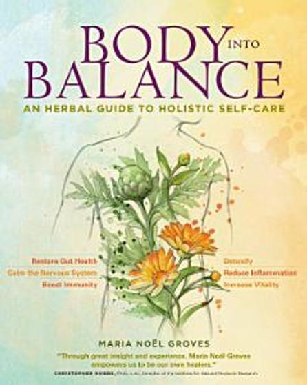 Body Into Balance - Book
