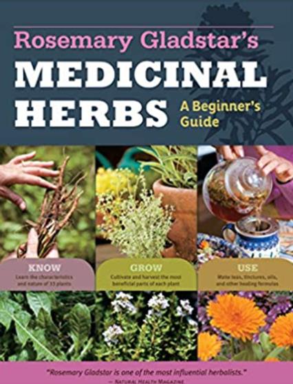 Medicinal Herbs Guide - Book