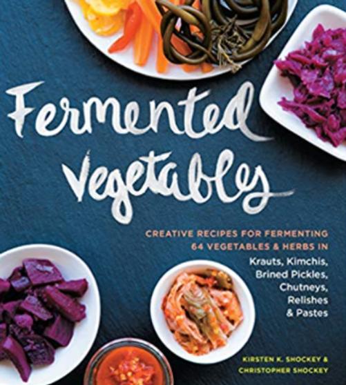 Fermented Vegetables - book