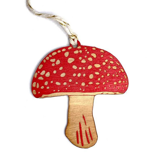 Ornament - Mushroom/Amaninta