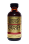 Herbal supplement specifically formulated to enhance and support immune and lung health