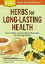 Herbs for Long-Lasting Health-book