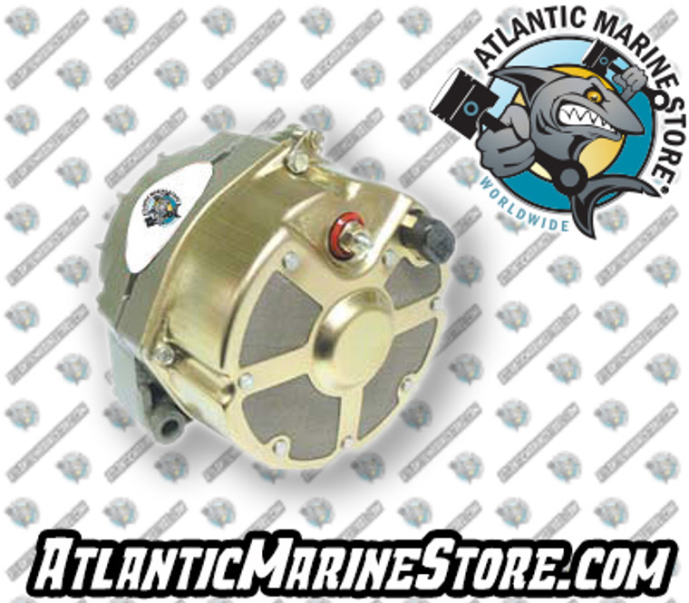 [A] Mercruiser (Single Groove Pulley One Wire 12V 70AMP Delco)