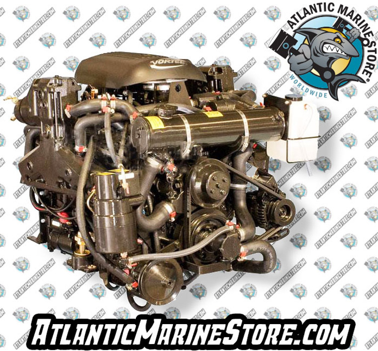 [H] New 5.7L Complete Volvo Style Sterndrive Engine Replacement (Late Style Post-1992)