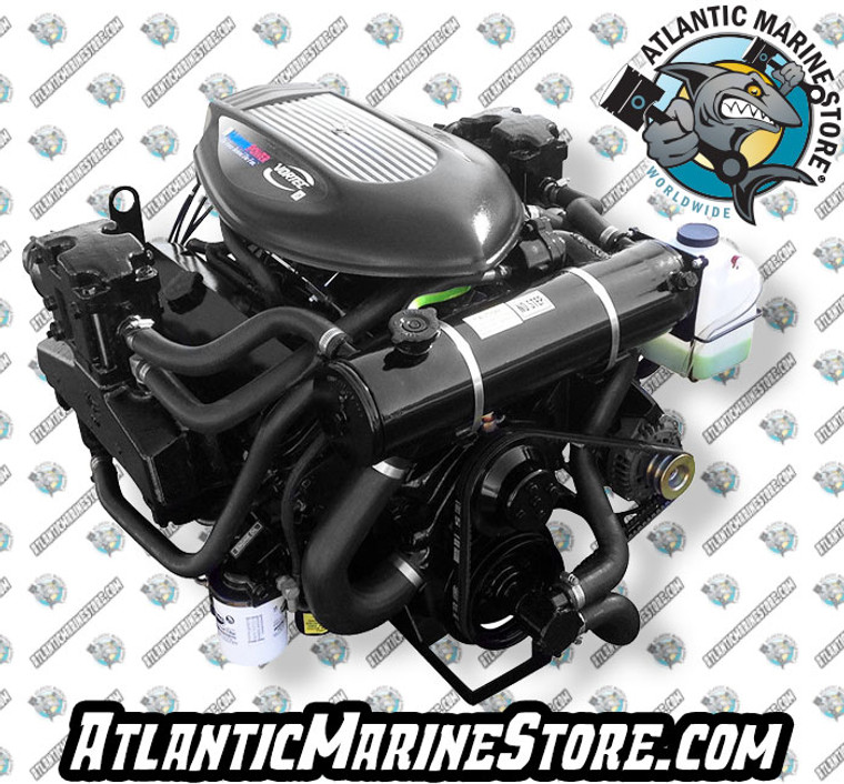 [S] New 7.4L Complete Inboard Engine Package