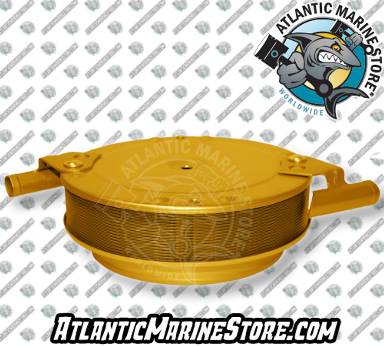 Flame Arrestor for 4 Barrel Carburetors