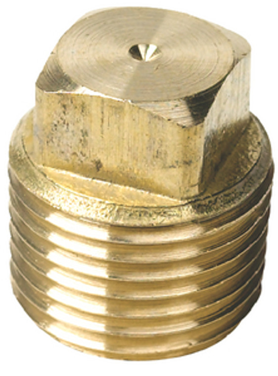 BRASS PLUG ONLY-1/2 Seachoice Plumbing Parts & Accessories