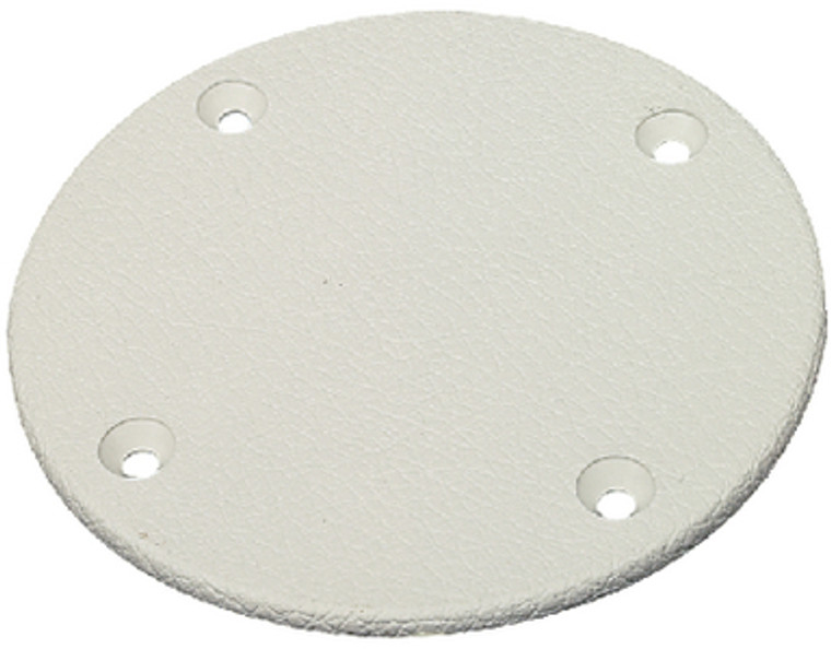 COVER PLATE-4 1/8IN ARTIC WHIT COVER PLATE (SEACHOICE)