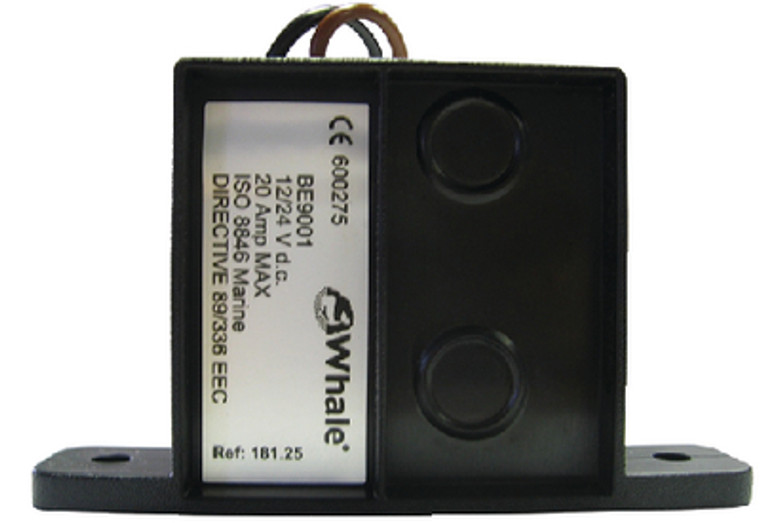 ELECTRIC FIELD SENSOR SWITCH ELECTRONIC AUTOMATIC FLOAT SWITCH (WHALE WATER SYSTEMS)