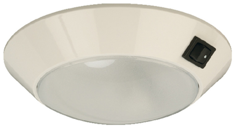 LED DOME LIGHT - WHITE DOME LIGHT - LED (SEA-DOG LINE)