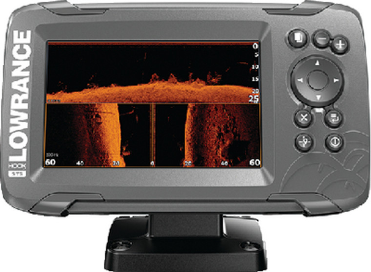 HOOK2-7 SPLITSHOT US/CAN NAV+ HOOK² SPLITSHOT COMBO (LOWRANCE)